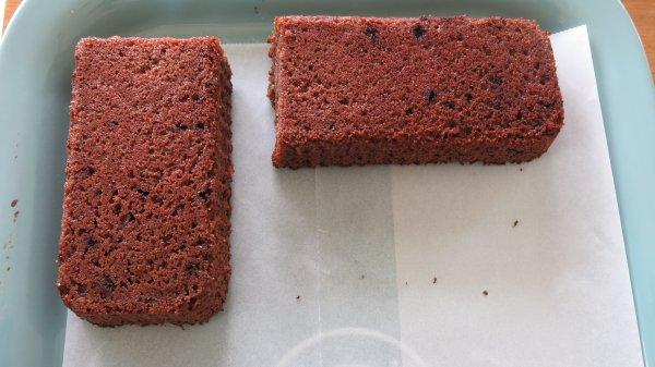 עוגת יום הולדת בצורת המספר 5 - שלב שני