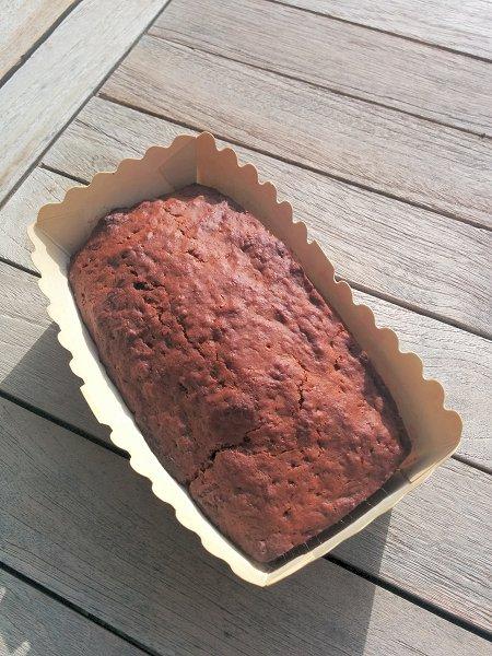 עוגת סילאן טבעונית