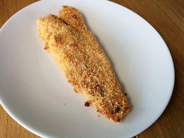 שניצל דג אפוי בתנור