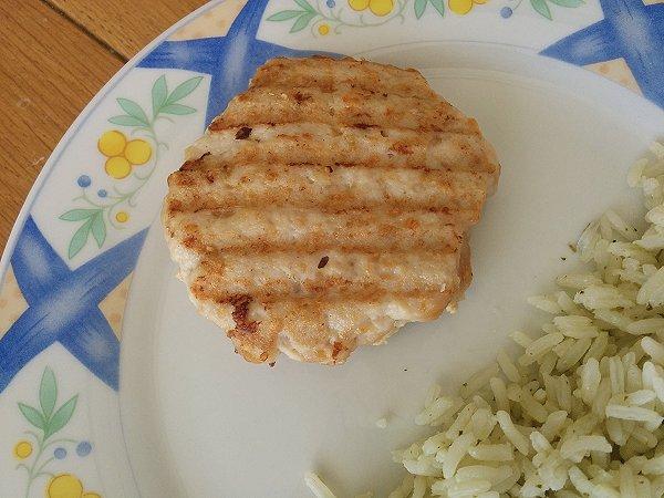 צ'יקן בורגר (המבורגר עוף)